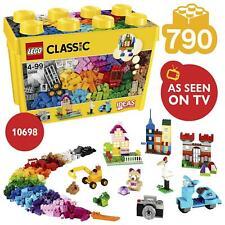 LEGO Classic Large Creative Brick Box Set 790 Pieces 10698
