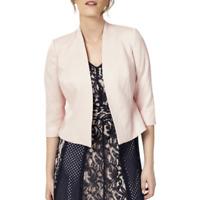 Studio 8 Leanne Jacket For Women, Blush RRP £99
