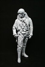 200mm 1/9 RAF Fighter Pilot WW2. Resin kit sculpted by Maurice Corry