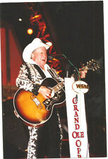 Rare Little Jimmy Dickens Candid Opry 4 X 6 Photo