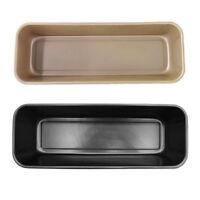 Non Stick Metal Loaf Pan Baking Fruit Cake Bread Tin Oven Tray 30.5x11x6.5cm