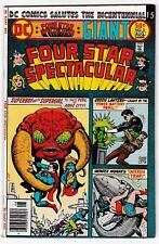 FOUR STAR SPECTACULAR #3 (VF/NM) WONDER WOMAN! SUPERGIRL! 52 Pages DC 1976
