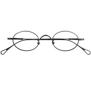 TARO FUJII Ultralight Slim Titanium Glasses Frames Oval Round Retro Eyeglasses