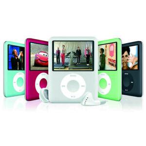 "Portable Mini MP3 MP4 1.8"" LCD Sport Music Player Media Radio FM Brand New UK"