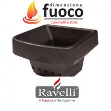 BRACIERE CROGIOLO STUFA RAVELLI ECOTECK R70 RV 80 FLAVIA MONICA LISA MAVI 070-07