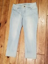 Chico's Platinum Ankle Size 0 X 23 Ankle Jeans