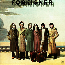 Foreigner • Foreigner CD 1977 Rhino / Atlantic Records • Lou Gramm •• NEW ••
