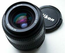 Nikon 35-70mm f/3.3-4.5 With Lens Cap
