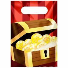 PIRATE TREASURE PARTY BAG Loot Birthday Party Treat Bag Boys Birthday Goody