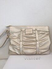 Versace Parfums Women Weekender Bag Shopping Purse Clutch Tote Handbag