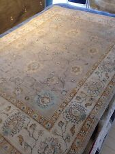 Peshawar chobi oriental area rug   5'x7'new oushak  wool  Afghani  Elegant New