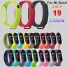Fashion Silikon Wrist Strap Ersatz Armband für Xiaomi Mi Band 4/3