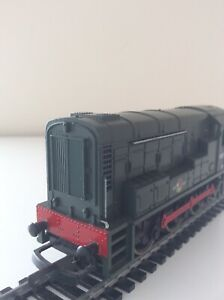 Lima L205108 Class 08 BR Green Livery Renumbered D3277 With Extra Detailing