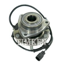 Wheel Bearing and Hub Assembly-RWD Front Timken 513188