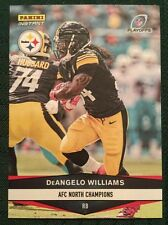 2016-17 Panini Instant DeAngelo Williams Pittsburgh Steelers 1 of 112