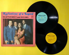 LP 33 Giri Gladys Knight And The Pips Reflections Of A Legend Vee Jay VJSP2-9001