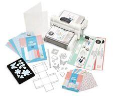 "Sizzix ""Big Shot Plus Starter Kit by Ellison, White/Grey"
