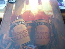 Nazareth– Sound Elixir  Back On Black – RCV114LP  2014 NEW