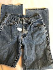 Lee Riveted Boot Cut Jeans Juniors Size 5 Medium Used