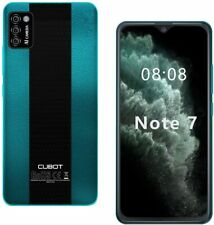 5,5 Zoll 4G Cubot NOTE 7 Handy 2GB+16GB Smartphone Android 10.0 Face ID Dual SIM