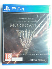 The Elder Scrolls Online Morrowind Jeu Vidéo PS4 Playstation 4