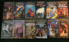 24 FORGOTTEN REALMS Paperbacks
