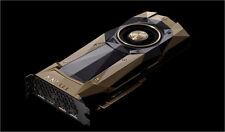 Neuwertige Nvidia Titan V Volta 12GB HBM2 Speicher High End Gamer Grafikkarte