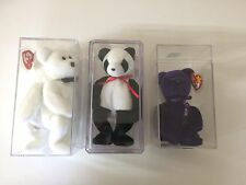 LOT OF 4 BEANIE BABIES