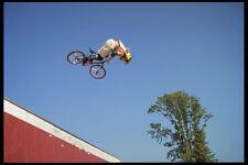 599050 Bmx Cycliste A4 papier photo