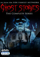 Ghost Stories: The Complete Series [4 Discs] (2012, DVD New)