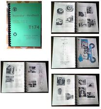 Reparaturhandbuch T174 T 174 FORTSCHRITT  T174 - 1