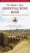 Oz Clarke's New Essential Wine Book: An Indispensable Guide to Wines o-ExLibrary