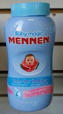Mennen baby magic powder 7.06oz / talco  para bebe made in Mexico
