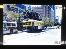 Trolley Slide/SF Muni/Transportation