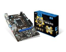 Placas base de ordenador MSI microatx PCI Express