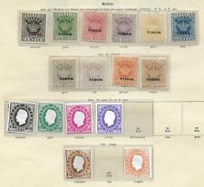 Portuguese Timor stamps 1884 Collection of 16 CLASSIC stamps HIGH VALUE!