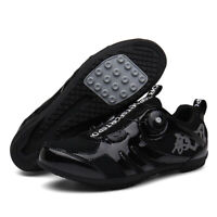 Cycling Shoes Men Bike Bicycle Sneakers Athletic Outdoor Sports Racing Riding