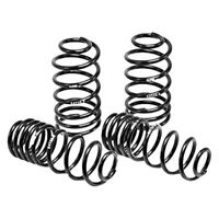 """For Toyota Venza 09-16 H&R 1.4"""" x 1.3"""" Sport Front & Rear Lowering Coil Springs"""