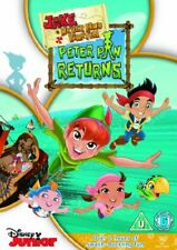 Jake and the Never Land Pirates: Peter Pan Returns DVD (2012) - New