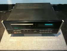 McIntosh MCD-7000 Stereo CD Player (Tested)