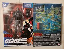 GI JOE CLASSIFIED COBRA ISLAND FIREFLY TARGET Exclusive In Hand G.I. Joe