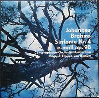Brahms - Symphony No. 4, BEINUM, CONCERTGEBOUW, Eterna MONO