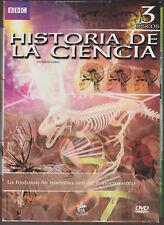 *(SET) BBC: Historia de la Ciencia (3 Disc DVD) History of Science
