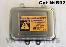 HELLA D1S XENON HEADLAMP BALLAST MODULE BMW 5 Series E60 E61 2006-2008 Cat №B02