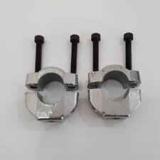 Ensemble Potences Jeu de 2 Paire Rond pour Mini Quad,Dirtbikes,Pocketbikes N30 P