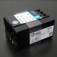 NEW HP 950 Bk + 951 C/M/Y Setup Cartridge
