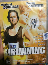 Running brand new/sealed region 4 DVD (1979 Michael Douglas sports movie) RARE