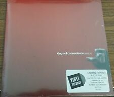 Kings Of Convenience VERSUS 15th Anniversary LIMITED New Red Colored Vinyl LP