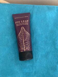 NEW Beekman 1802 Goat Milk Fig Leaf W/ Lavender Oil Hand Cream Creme  3.4 Oz