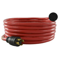 Conntek 20601-020 L14-30 30 Amp 125/250V Generator Power Extension Cord, 20ft.